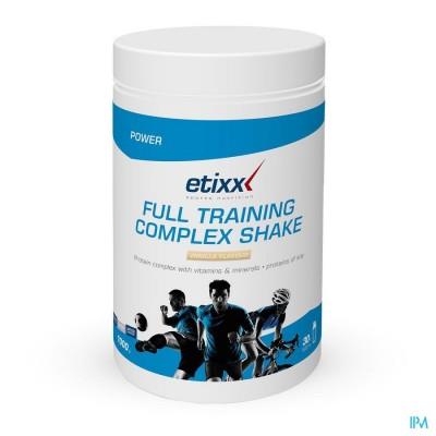 Etixx Full Training Vanille Pdr 1000g