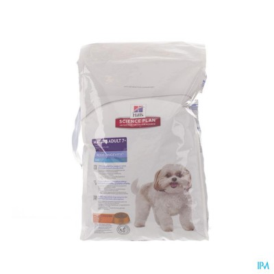 Hills Sc.plan Canine Mature Ad Mini Chicken 7,5kg