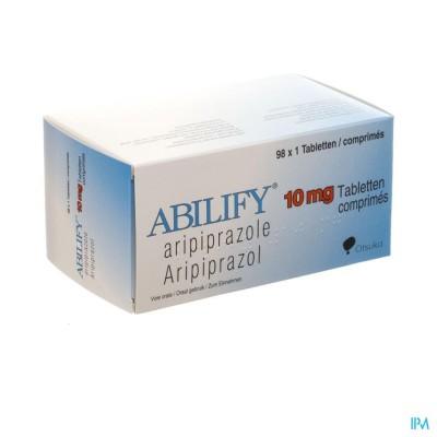 Abilify 10mg Comp 98 X 10mg