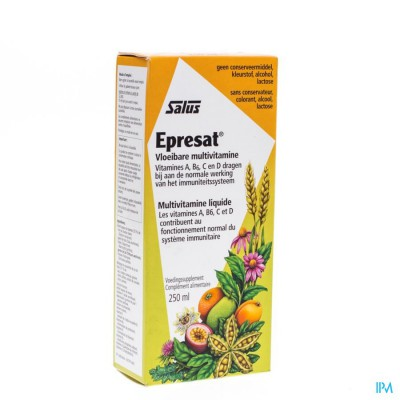 Salus Epresat Multivitamine Elexir 250ml