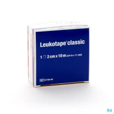 Leukotape Classic Wit 2,00cmx10m 1 0170000