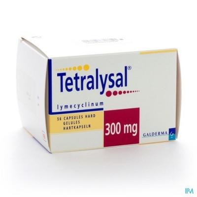 Tetralysal Caps 56 X 300mg