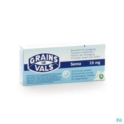 Grains De Vals Senna Comp 20