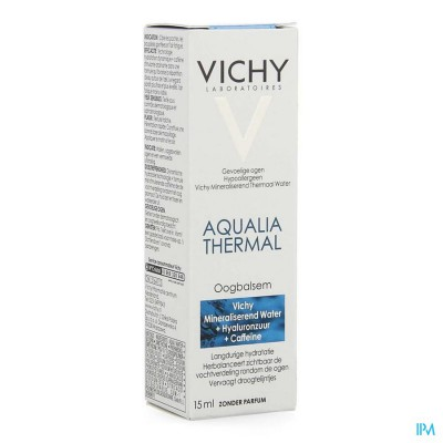Vichy Aqualia Thermal Dyn. Hyd. Oogbalsem 15ml