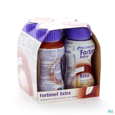 Fortimel Extra Choco Nf 4x200ml Verv.2401495