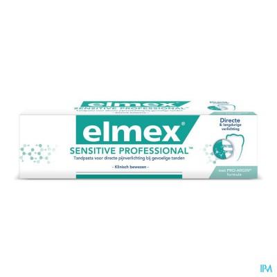 elmex® Sensitive Professional Tandpasta Tube 75ml