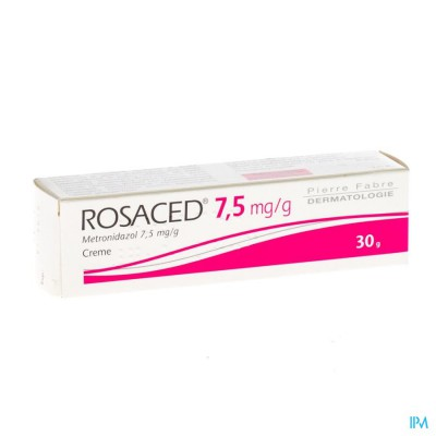 Rosaced Creme 30g