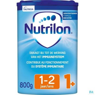 Nutrilon 1+ poeder 800g peuter groeimelk