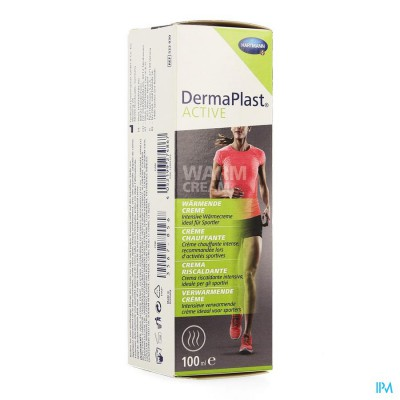 Dp Active Verwarmingscrème 100ml