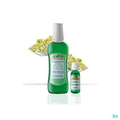 Soria Elixir Bucal - mondwater 250 ml
