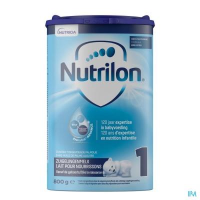 Nutrilon 1 Zuigelingenmelk baby 0-6 maanden poeder 800g