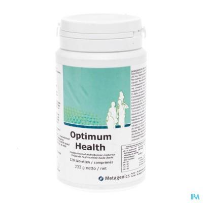 Optimum Health Tabl 120 6994 Metagenics