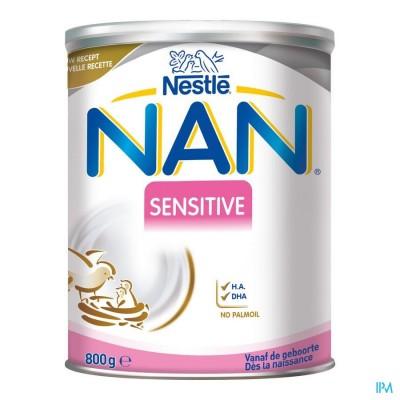 NAN Sensitive Babymelk 800g