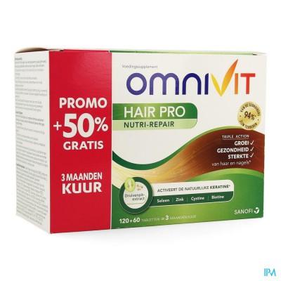 Omnivit Hair Pro Nutri Repair Comp 180