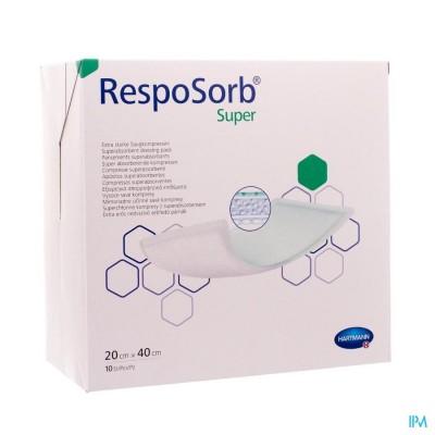 Resposorb Super 20x40cm 10 P/s