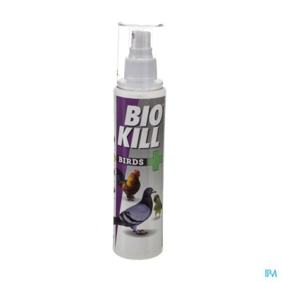 Biokill Spray Vogels 200ml