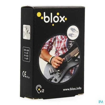 Blox Muziek Oordoppen Met Filter 1 Paar Cfr3438488