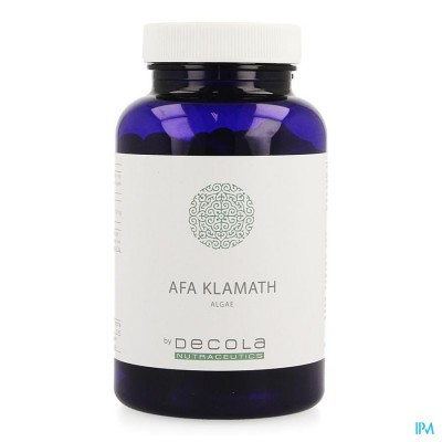 Afa-klamath Gel 120x400mg