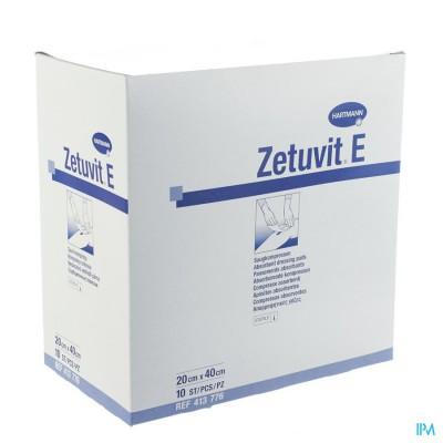 Zetuvit E 20x40cm St. 10 P/s
