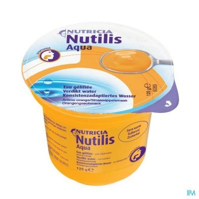 Nutilis Verdikt Water Sinaas Cups 12x125g