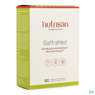 Safframed  60 V-caps Nutrisan