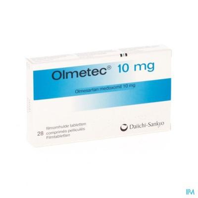 Olmetec Comp Pell 28 X 10mg