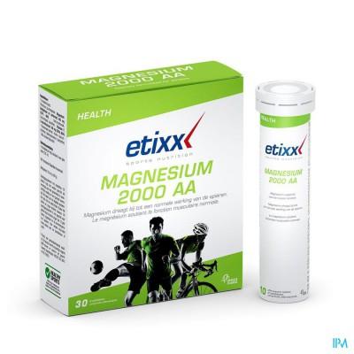 Etixx Magnesium 2000 Aa 30 Eff. T