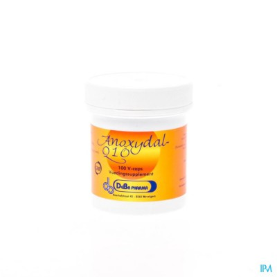 Anoxydal-q10 V-caps 100 Deba