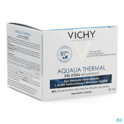 Vichy Aqualia Gel Creme Reno 50ml