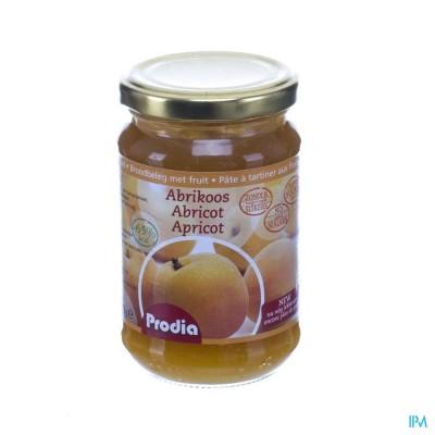 Prodia Broodbeleg Abrikoos + Maltitol 300g 6187