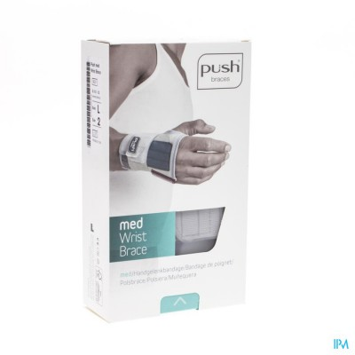 Push Med Polsbrace Links 15-17cm T2
