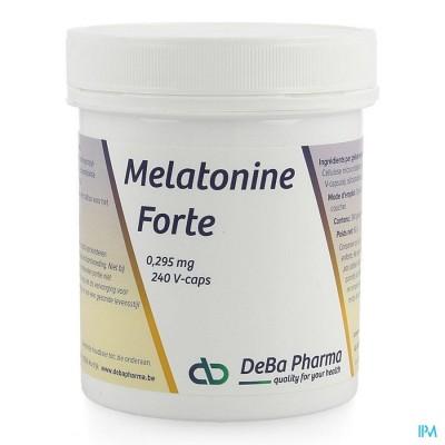 Melatonine Forte V-caps 240 Deba