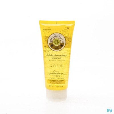 Roger&gallet Cedrat Douchegel Tube 200ml