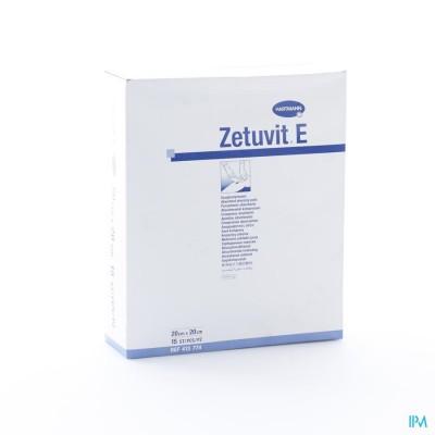 Zetuvit E 20x20cm St. 15 P/s