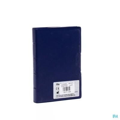 Medidose Pocket Pildoos 2talig Blauw Km