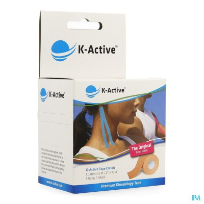 K-Active Tape Neutral 5,0cm x 5m