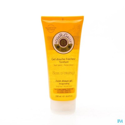 Roger&gallet Bois Orange Douchegel Tube 200ml