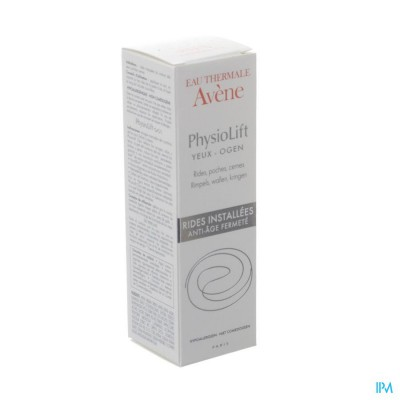 Avene Physiolift Ogen Creme 15ml