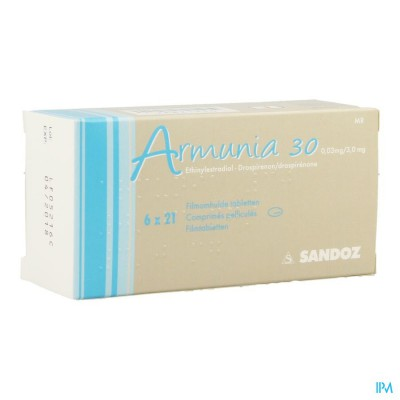 Armunia 30 Sandoz Filmomh Tabl 6 X 21