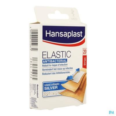 Hansaplast Med Elastic Strips 20 47754