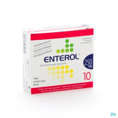 Enterol 250mg Pulv Sach 10