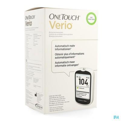 OneTouch Verio Bloedglucosesysteem