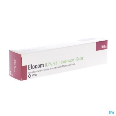 Elocom Zalf 1 Tube 0,1 % 100 Gr