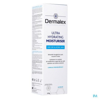 Dermalex Ultra Hydrating Moist Creme 200g