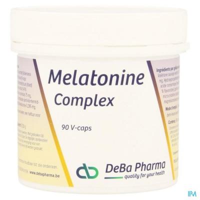 Melatonine Complex V-caps 90 Deba