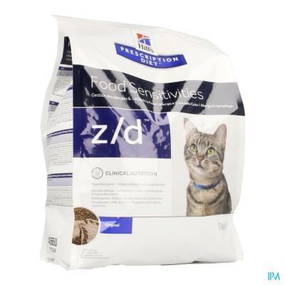 Hills Prescrip.diet Feline Zd Low Allerg.2kg 4565u