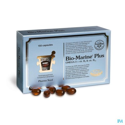 Bio-marine Plus Caps 150