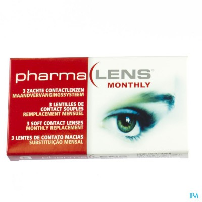 Pharmalens Monthly -3,00 3
