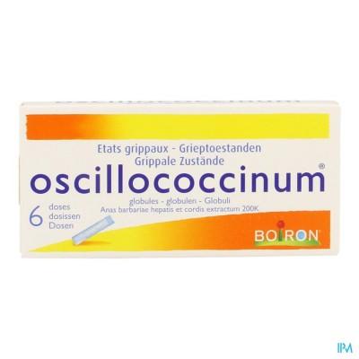 Oscillococcinum Doses 6 X 1g Boiron