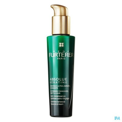 Furterer Absolue Ker. Soin S/rin.100ml Cfr 3770195